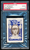 1914 Pritchard Pub. Yale Stamps