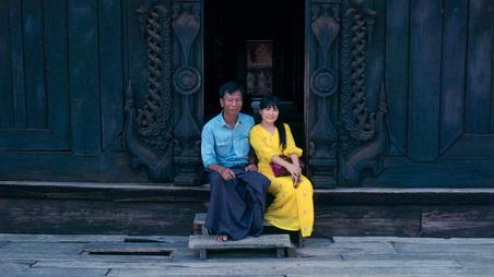 Myanmar - Inn Wa