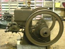 1916 racine-Sattley 1 1/2 Hp Engine