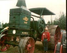 Antique Tractors & Engines