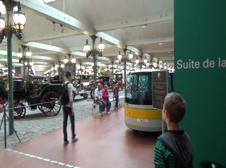 Picures fromFrench National Auto Museum