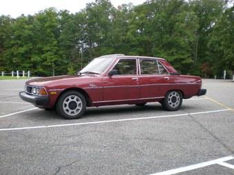 My 84 Peugeot 604GTD