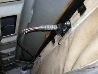 Sunroof repair on my 89 505 Turbo 5 Sp.