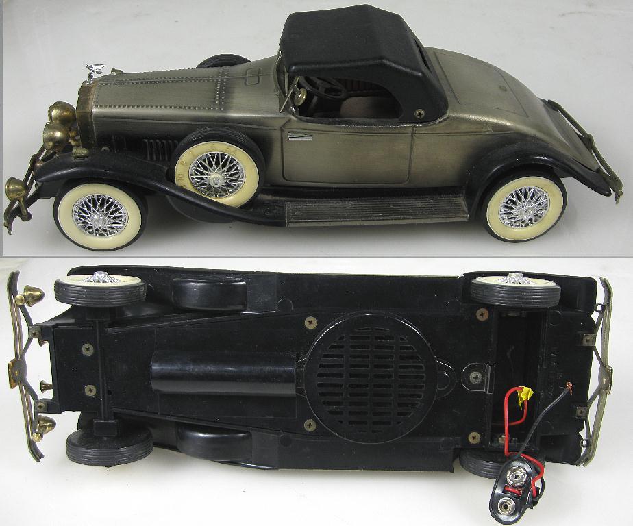 1960\'s Die Cast Car Radio~1931 Rolls Royce Made in Japan | eBay