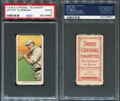 1909 T206 Sweet Caporal (150 - 649)