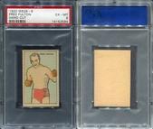 1916-20 Big Head Strip Cards