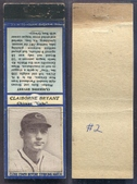 1936 U3-2 Diamond Matchbooks (Blue)