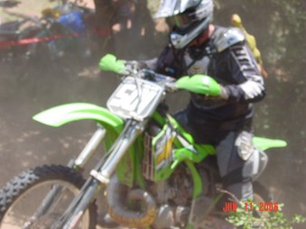 Another Dirt Bike Race