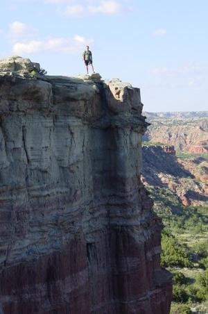Labor Day Weekend at Palo Duro Canyon
