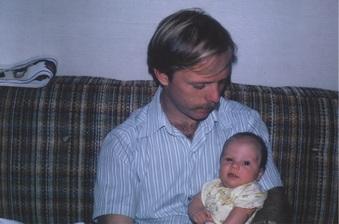 Old photos of Matt and James