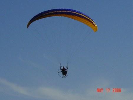 Powered Paragliding - Matt OKC, OK