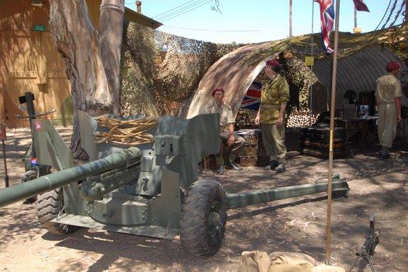 Old Fort MacArthur days