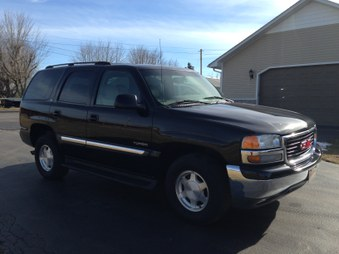 Sorry SOLD! SOLD!  2003 GMC Yukon!