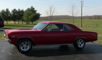 Sorry SOLD! 67 Chevelle SS 396! # 138!