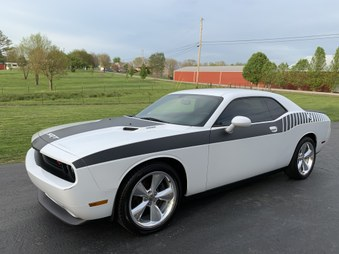 SOLD!  2014 Dodge Challenger!