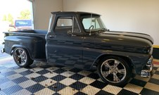 Nice FRAME UP 1964 Chevy Truck. $26,900