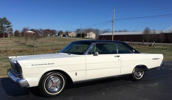 SOLD 65 Ford Galaxie 500 LTD! 390/Auto!