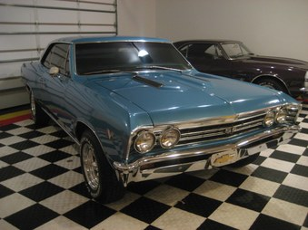 SOLD! 67 Chevelle SS! 138 Vin! 396 Eng!