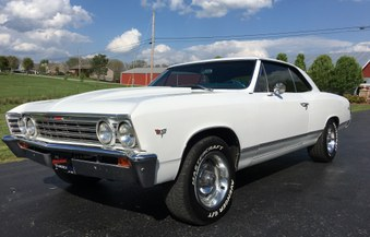 Sorry SOLD! 67 Chevelle! 327 Eng, Auto!