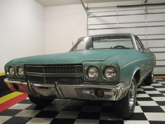 SOLD! 70 Chevelle ElCamino!