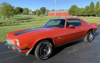 SOLD!  1970 Camaro! 350 Engine, Auto!