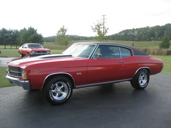SOLD! 71 Chevelle SS Clone! 350 Eng!