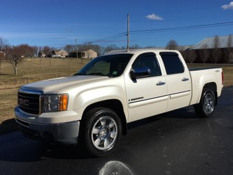 Sold! 2009 GMC Sierra 4x4