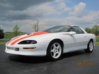 SOLD  1997 Camaro SS 30th Ann. Camaro