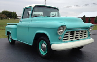 SOLD! 55 Chevy 3100 Truck!