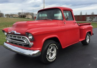 SOLD!   1957 Chevy 3100 Series Truck!
