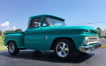 SOLD! 1963 Chevy C10 Truck! 350, Auto!