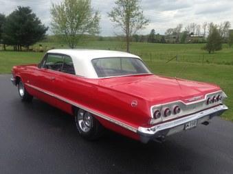 SOLD! 1963 Impala...327 Eng, Auto!