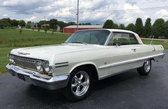 Sorry SOLD! 1963 Chevy Impala! 327/Auto!