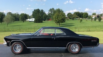 SOLD! 1966 Chevelle SS! 138 Vin!