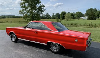 Sorry SOLD!   1966 Plymouth Satellite!