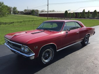 SOLD!  1966 Chevelle SS 396! Real 138!