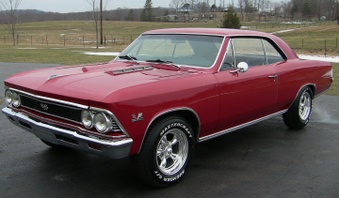 SOLD! 66 Chevelle SS! Vin# 138! 396 Eng!