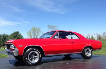 SOLD!  1966 Chevelle SS 396 Clone!
