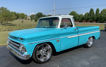SOLD!   1966 Chevy Short Bed!