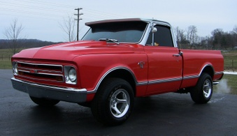 Sorry SOLD! 1967 Chevy C 10! Short Bed!