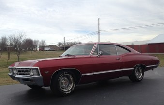 SOLD!  1967 Chevy Impala! 283 Eng, Auto!