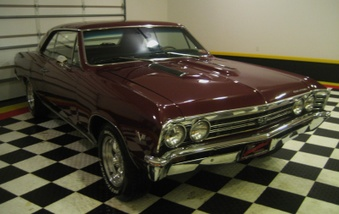 SOLD! Chevelle SS! Vin# 13817! SOLD!