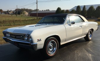 SOLD!  1967 Chevelle SS 396 Clone! !