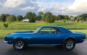 Sold! 1968 Camaro! 350/ Muncie 4 Spd!