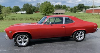 SOLD!   1968 Chevy II Nova!
