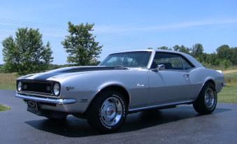 SOLD! 1968 Camaro SS Clone! 302 Eng