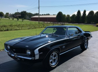 Sorry SOLD!   1969 Camaro SS 396!