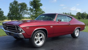 Sorry SOLD!  1969 Chevelle SS 396!