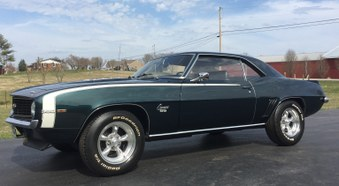 Sorry SOLD! 1969 Camaro! 350 Eng! 4 SPD!