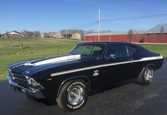 SOLD!  1969 Chevelle! Nice car!